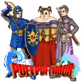 Puff Puff Hour: A Dragon Quest Podcast: Dragon Quest 8 Review on