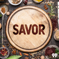 Podcast cover art for Savor