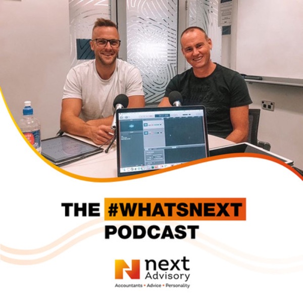 The #WhatsNext Podcast