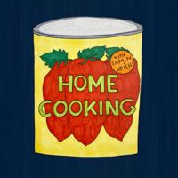 Podcast cover art of Home Cooking