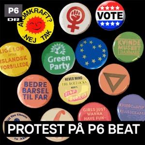 Protest på P6 BEAT