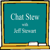 Chat Stew with Jeff Stewart podcast