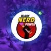 Black Nerd Power powered by KUDZUKIAN artwork