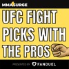Fight Picks with the PROS artwork