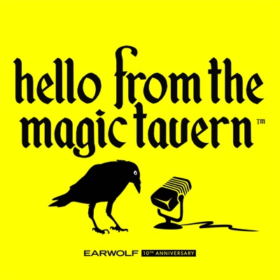 Hello From The Magic Tavern:Earwolf and Arnie Niekamp