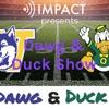 Dawg & Duck Show artwork