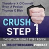 Crush Step 1: The Ultimate USMLE Step 1 Review (An InsideTheBoards Podcast) artwork