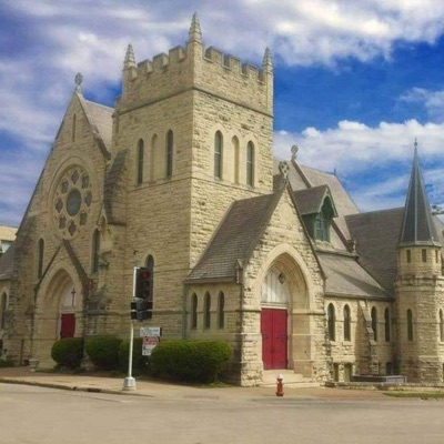 St. John's Episcopal Church, Dubuque, Iowa