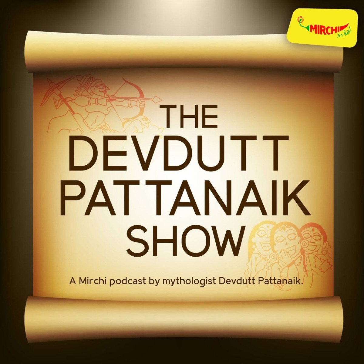 The Devdutt Pattanaik Show | Mirchi