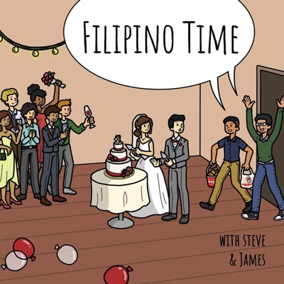 Filipino Time with Steve and James
