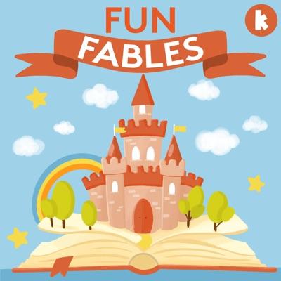 Fun Fables: Bedtime Stories for Kids:Kinderling Kids Radio