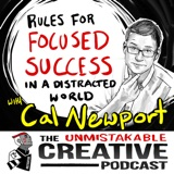 Listener Favorites: Cal Newport | Rules for Focused Success in a Distracted World