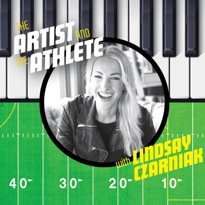 The Artist and The Athlete with Lindsay Czarniak:Sony Music