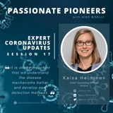 Expert Coronavirus Updates with Kaisa Helminen | Session 17