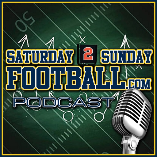 Cover image of Saturday2Sunday Football Podcast