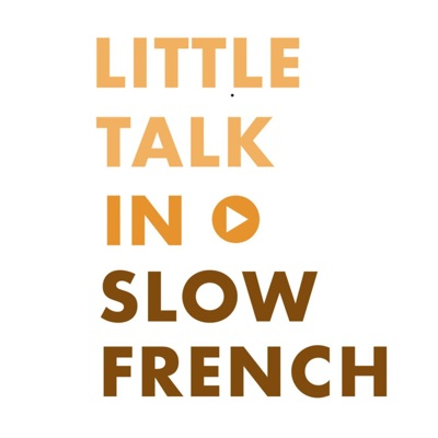 Little Talk in Slow French : Learn French through conversations:Little Talk in Slow French