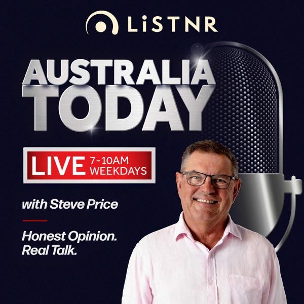 Australia Today with Steve Price Artwork