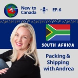 Packing and Shipping | Andrea from South Africa