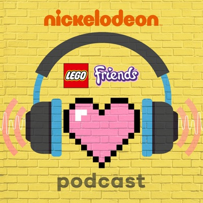 LEGO Friends Girls On A Mission Podcast:Nickelodeon / LEGO Friends