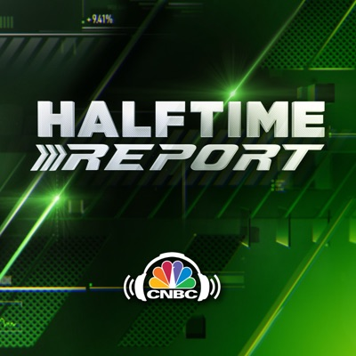 Halftime Report:CNBC