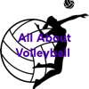 All About Volleyball  artwork