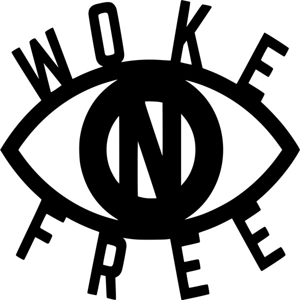 WokeNFree banner backdrop