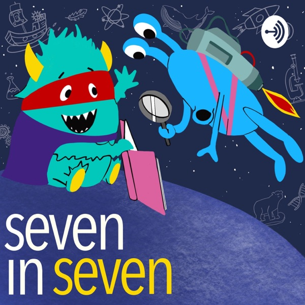7 New Things in 7 Minutes Educational Podcast for Kids