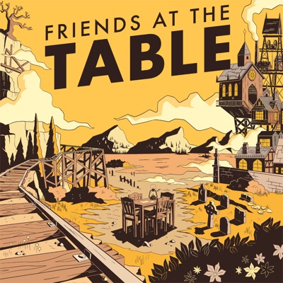 Friends at the Table:friendsatthetable
