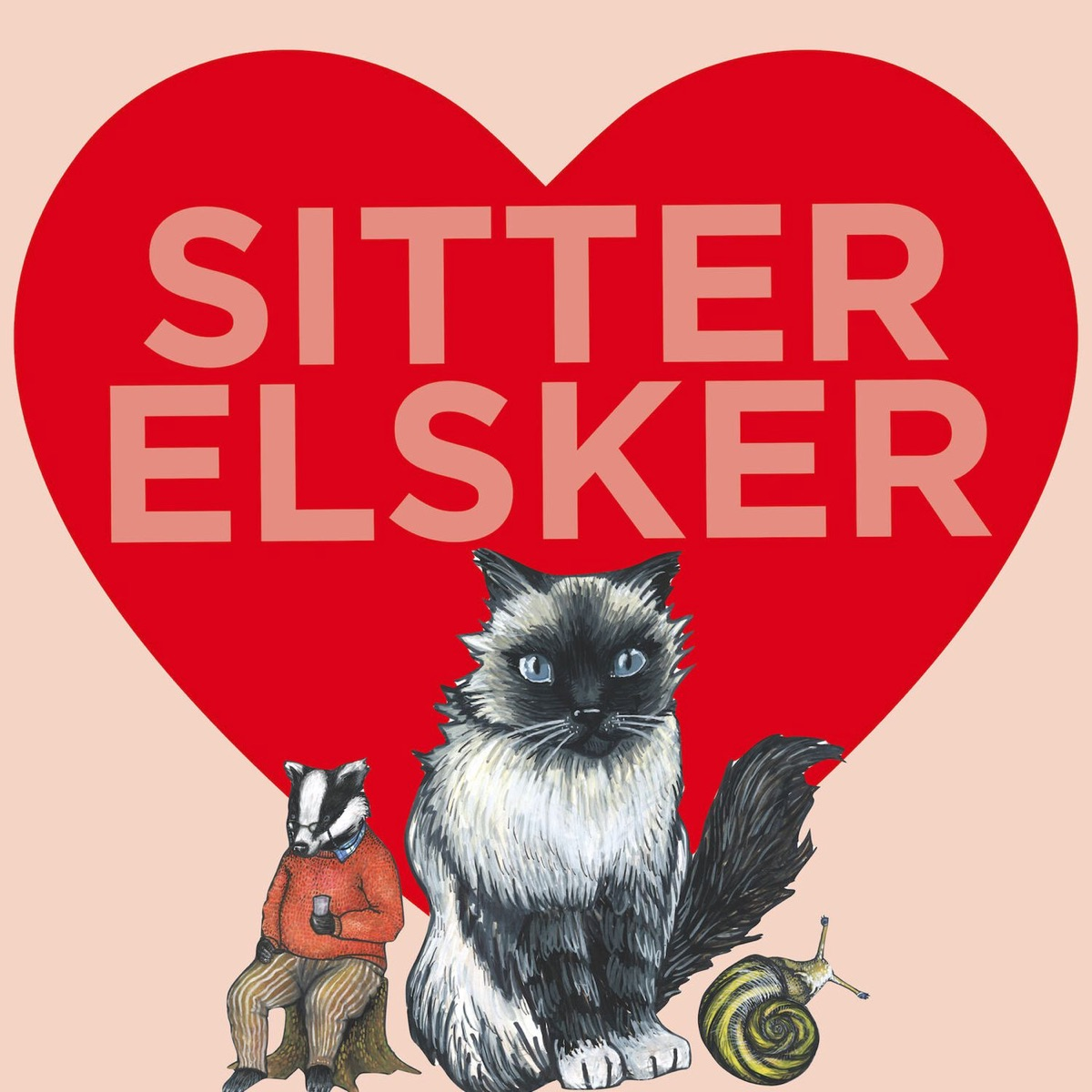 Sitter Elsker: Claus Dalby