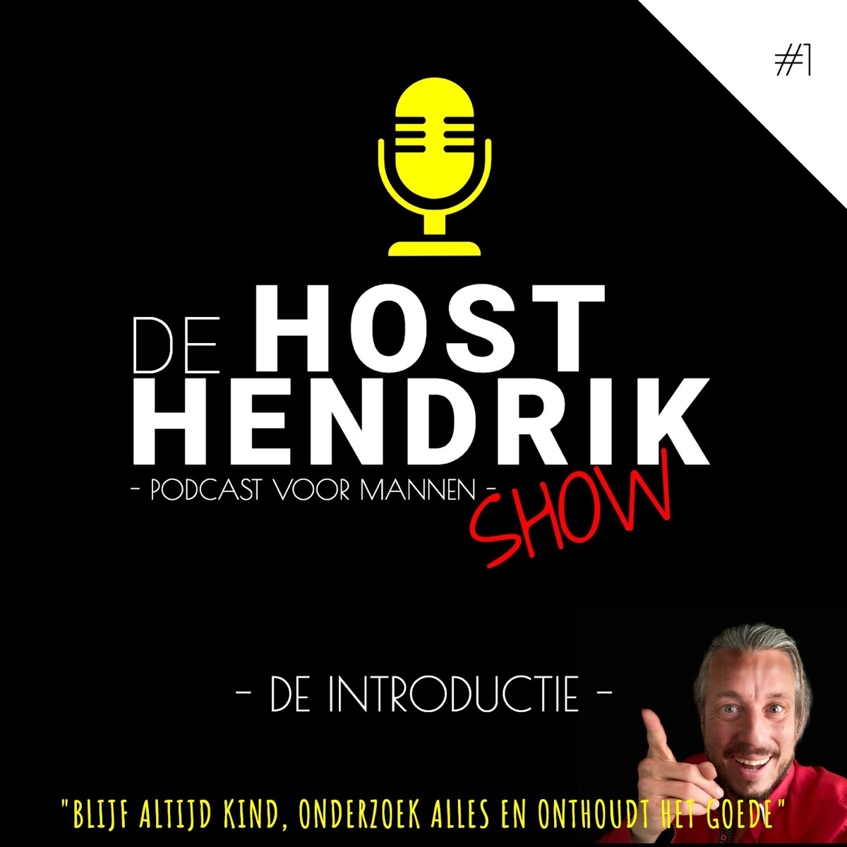 DE HOST HENDRIK SHOW PODCAST
