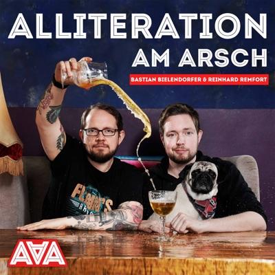 Alliteration Am Arsch:Bastian Bielendorfer und Reinhard Remfort