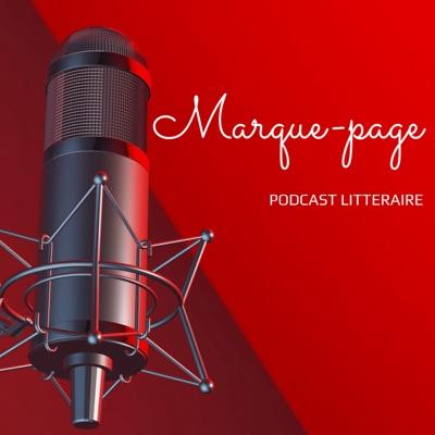 Marque page, podcast littéraire