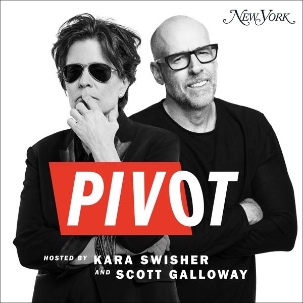 Pivot podcast show image