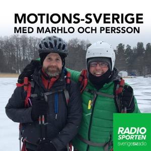 Persson och Marhlo testar