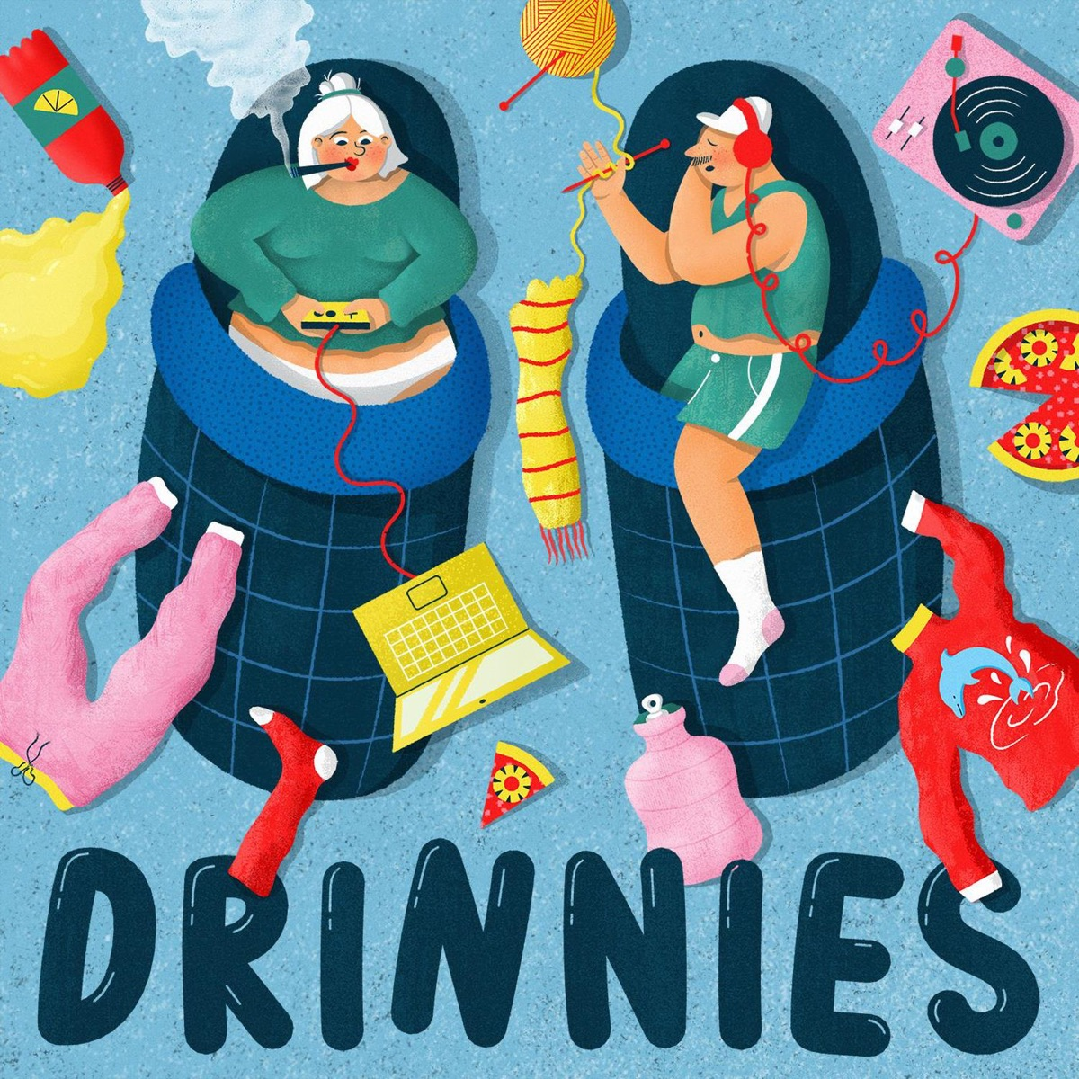 DRINNIES – Podcast – Podtail