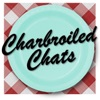 Charbroiled Chats: Conversations Among Friends artwork