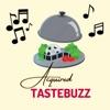 Acquired Tastebuzz artwork