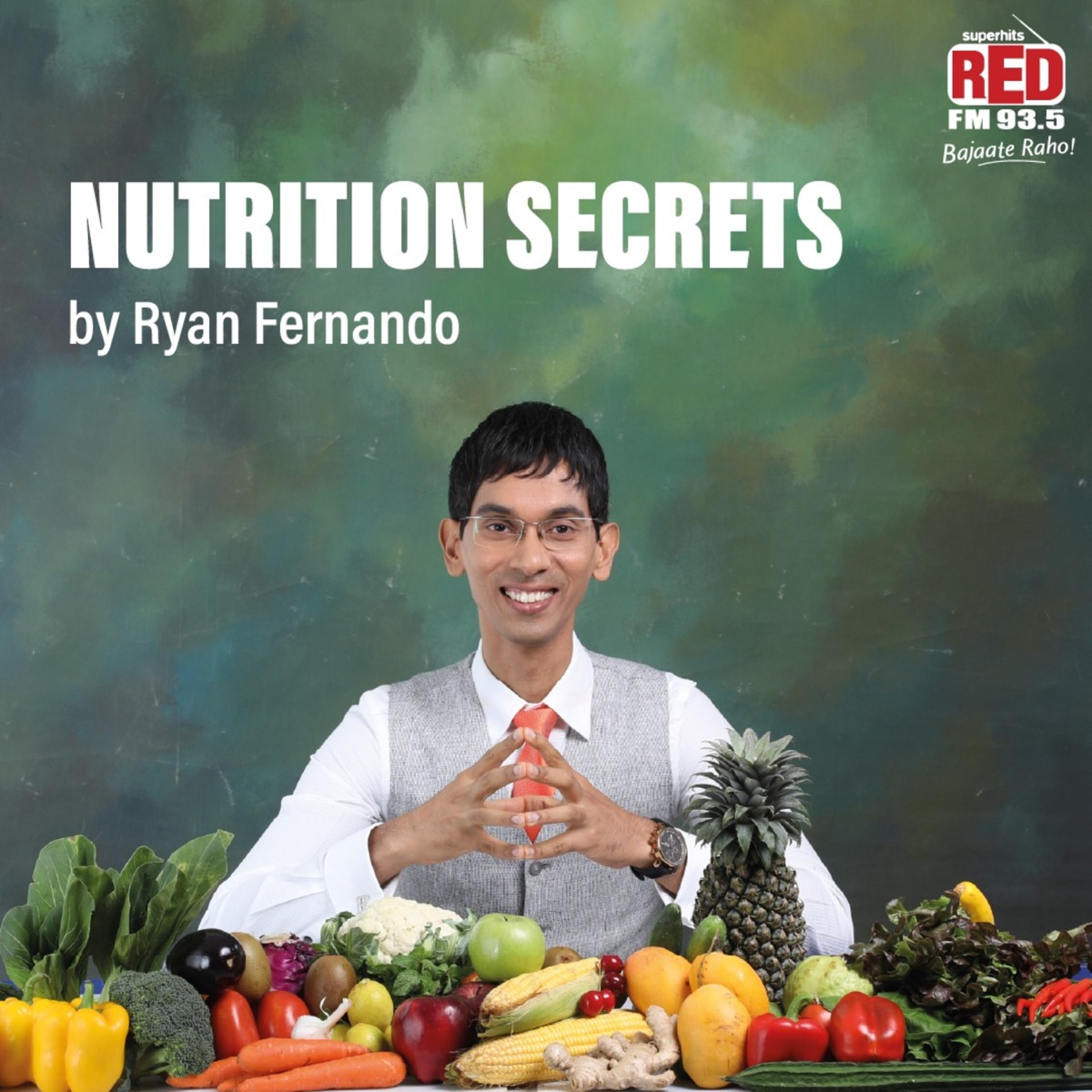 Nutrition Secrets by Ryan Fernando Podcast