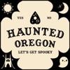 Haunted Oregon artwork