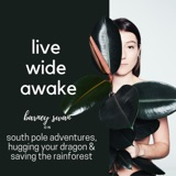 15. Barney Swan: South Pole adventures, hugging your dragon & saving the rainforest