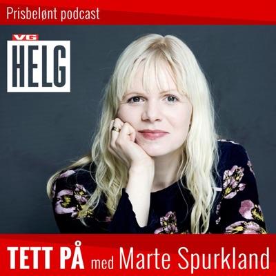 Tett på med Marte Spurkland:VG
