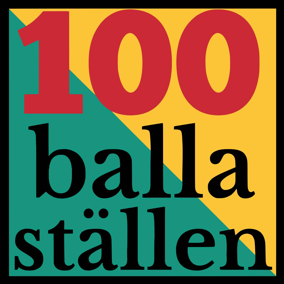 100 balla ställen – Avsnitt 13 med Farah Abadi
