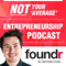 Foundr Magazine Podcast with Nathan Chan
