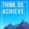 Think. Do. Achieve. Motivatin And Inspiration With Aki Narita artwork