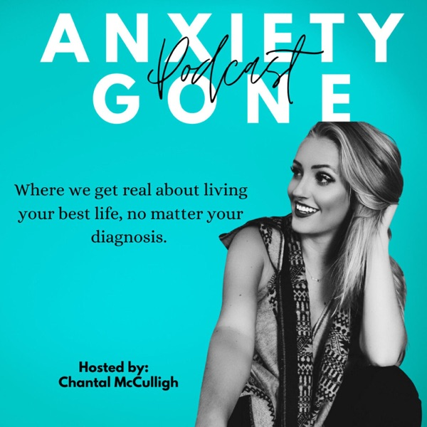 List item Anxiety Gone Podcast image