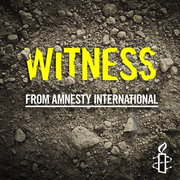 Witness from Amnesty International