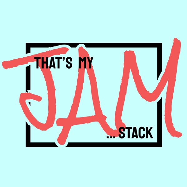 That's my JAMstack podcast show image