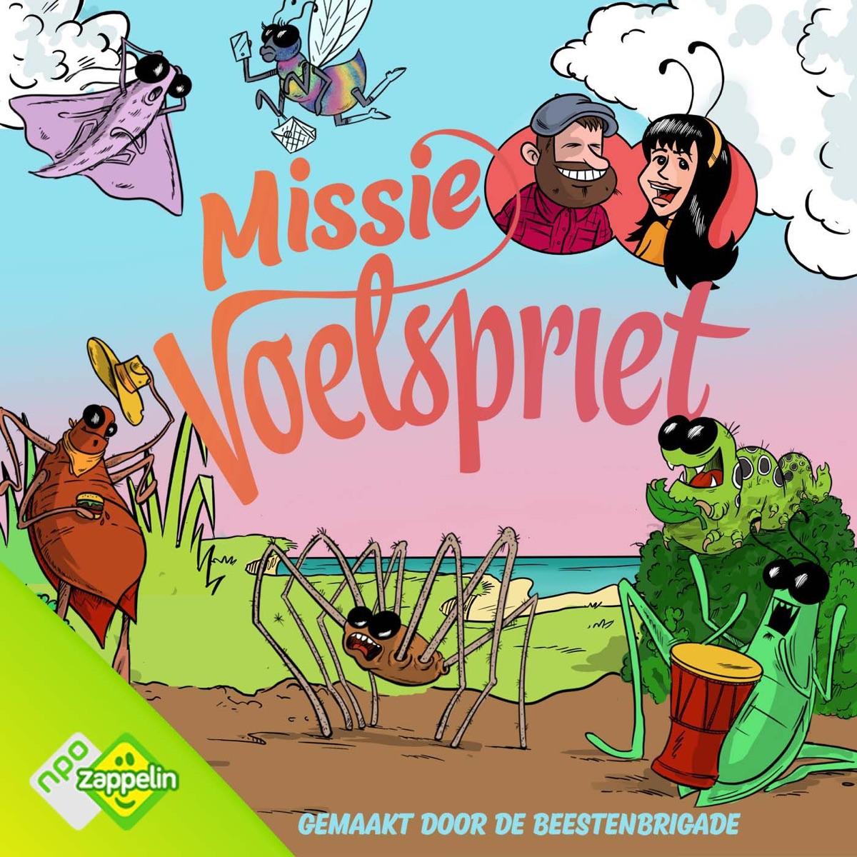 Missie Voelspriet (door Beestenbrigade)