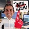 Left Coast Sports with Jon Schaeffer artwork