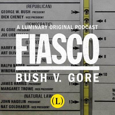 Fiasco: Bush v. Gore:Luminary, Cadence13, Prologue Projects